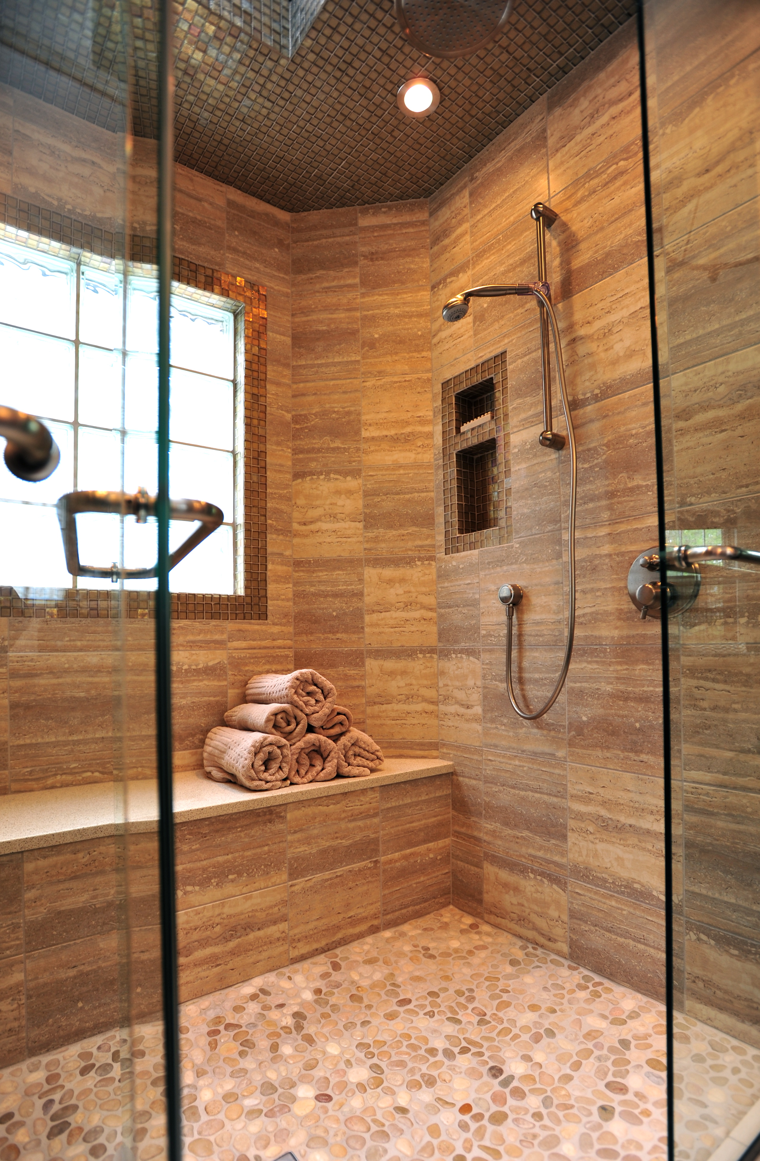 Soothing Steam Shower – Patricia Conner Designs